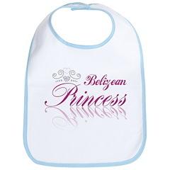 Belizean Princess Bib