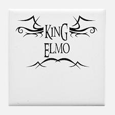 King Elmo Tile Coaster
