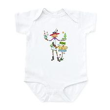 Mother Earth Infant Bodysuit