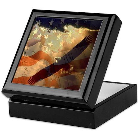 The American Print Keepsake Box