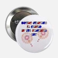 "The American way 2.25"" Button"