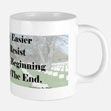 EasierToResist2CoffeeMug.jp 20 oz Ceramic Mega Mug