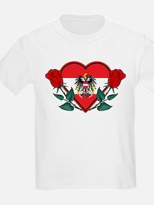 Heart Austria T-Shirt