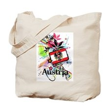 Butterfly Austria Tote Bag