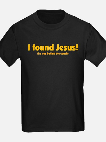 I Found Jesus... T