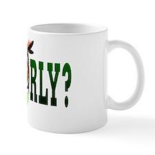 Mr. Owl says O RLY? Mug