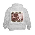 Just Another Piece of Garbage Kids Hoodie