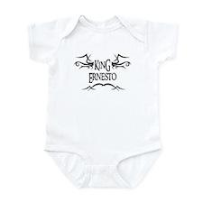 King Ernesto Infant Bodysuit