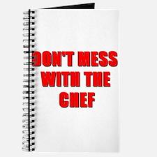 Cute Kiss the cook Journal