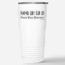 Semper Ubi Travel Mug