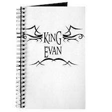 King Evan Journal