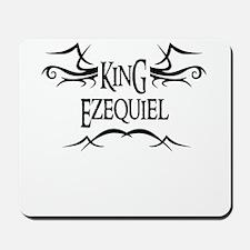 King Ezequiel Mousepad