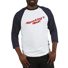 Spanking's Hot! Baseball Jersey