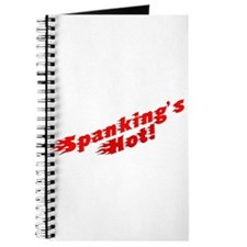 Spanking's Hot! Journal