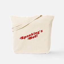 Spanking's Hot! Tote Bag