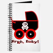Argh, Baby! Journal