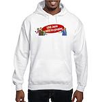 Love Jesus Hooded Sweatshirt
