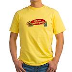 Love Jesus Yellow T-Shirt