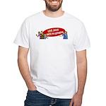 Love Jesus White T-Shirt