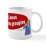 Love Jesus Mug