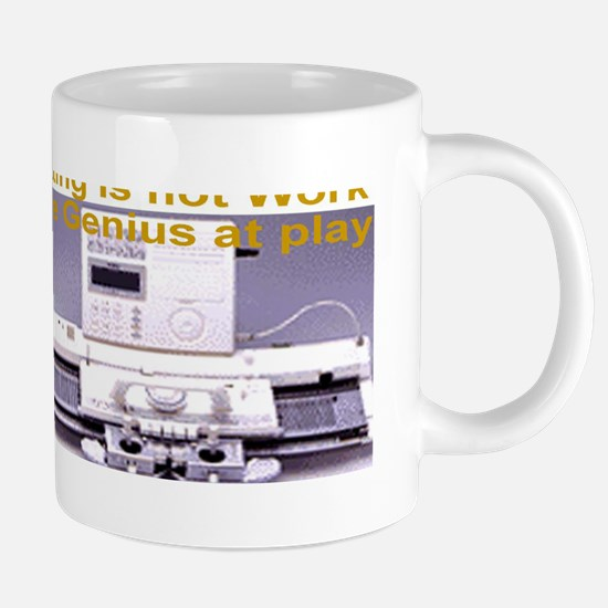 KM not work-Creative Genius 20 oz Ceramic Mega Mug