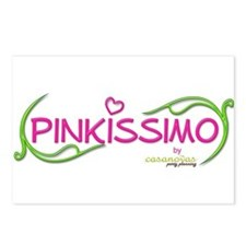 Pinkissimo Postcards (Package of 8)