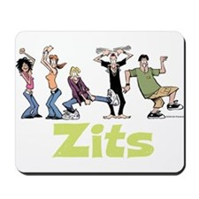 Dancing Everyone Mousepad