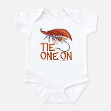 Fly Tying Infant Bodysuit