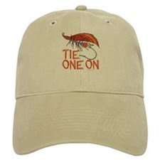 Fly Tying Baseball Cap