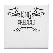 King Freddie Tile Coaster