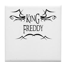 King Freddy Tile Coaster