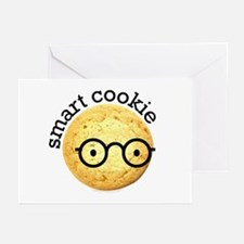 Smart Cookie Greeting Cards (Pk of 10)