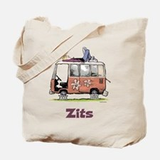 Jeremy VW Van Tote Bag