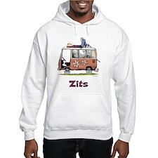 Jeremy VW Van Hooded Sweatshirt