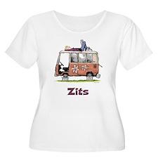 Jeremy VW Van Women's Plus Size Scoop Neck T-Shirt