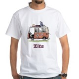 Jeremy zits Mens White T-shirts