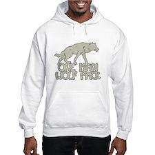 One Man Wolf Pack Hoodie