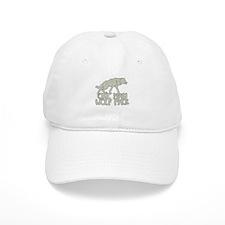 One Man Wolf Pack Baseball Cap