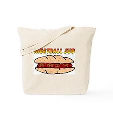 Meatball Sub Tote Bag