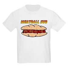 Meatball Sub T-Shirt