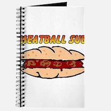 Meatball Sub Journal