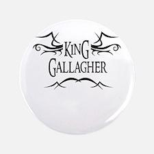King Gallagher 3.5 Button