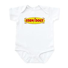 Corn Dogs Infant Bodysuit