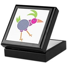 Gooney Bird Keepsake Box