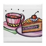 The pastry cafe Drink Coasters