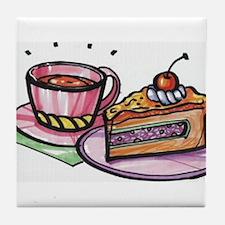 Dessert Tile Coaster