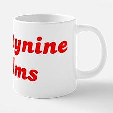 Cute Twentynine palms 20 oz Ceramic Mega Mug