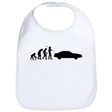 Car Evolution Bib