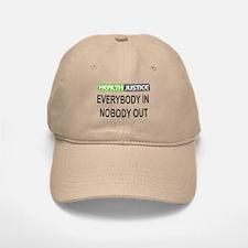 Health Justice Baseball Baseball Cap