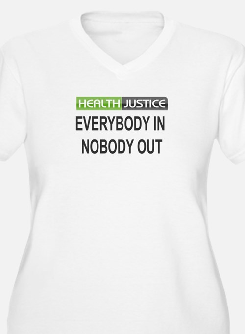 Health Justice T-Shirt